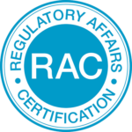 regulatory affairs certification logo